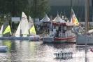 International Boat Show in Kadettangen outside Sandvika
