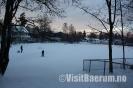 Winter in Høvik