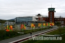 Fornebu is getting ready for Eurovision 2010