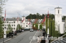 The National Day celebration (May 17) in Sandvika