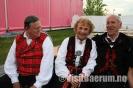 The Norwegian celebration in the Pink tent in Fornebu.