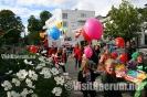 The city festival Sandvika Byfest 2010.